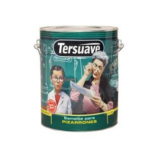 Esmalte Sintetico Tersuave Para Pizarrones 1/4 Lts
